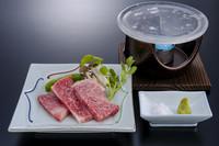 【但馬牛完全制覇!】ステーキ・牛しゃぶ・炙り寿司 食べ尽くし