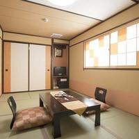 和室7.5畳(バストイレ付)【禁煙】