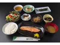 ◆リニューアル◆【朝食付】朝は一日の始まり!和朝食をしっかり食べてお出かけください♪