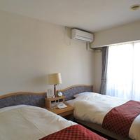 【連泊引◆素泊まり】2連泊以上限定◆ツインのシングルユース1名1室が2泊で税込11,000円!