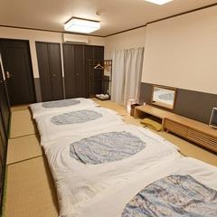 和室大部屋【広々12畳でグループ・ファミリーに最適♪】