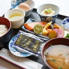 【ボリューム満点朝食付き】和洋選べる定食 スタンダードプラン