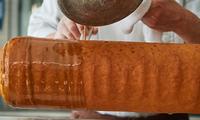 【大人気!しっとり和三盆バウムをお土産に〜♪】徳島の特産品が味わえる無料朝食付き