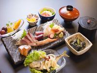 ★NEW!【一ノ松】 瀬戸の旬!鮮魚お造り定食 2食付き