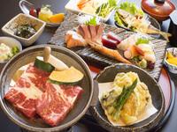 ★NEW!【三ノ松】 特撰★牛の陶板焼きと瀬戸の豪華美食★ 2食付き