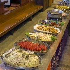 ★NEW!【朝食付】★湯元源泉の天然温泉ご利用&朝のスタートに朝食しっかり♪プラン