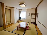*和室A・バス/トイレ付・朝食付プラン*