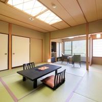 【禁煙】和室8〜10畳(バス・トイレ付)