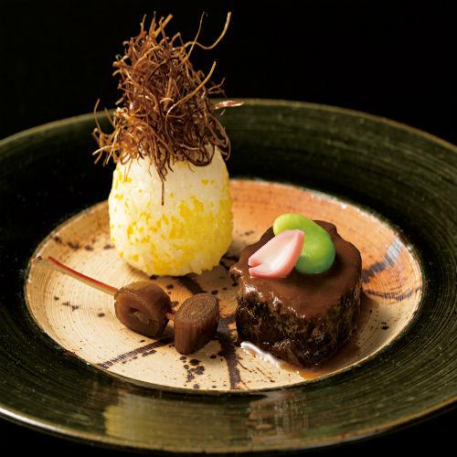 【夕食付】旬の素材が盛りだくさん「日本料理 錦」懐石料理プラン ≪クラブラウンジ利用可能≫