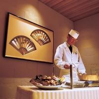 【夕食付】香川を堪能する お座敷天麩羅コース<専用ラウンジアクセス付き>(1組限定)