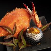 【夕食付】香川を堪能する「サイフォンスープ付」懐石コース<専用ラウンジアクセス付き>