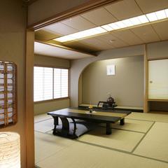【特別室】喫煙/和室二間(和室10畳+6畳)