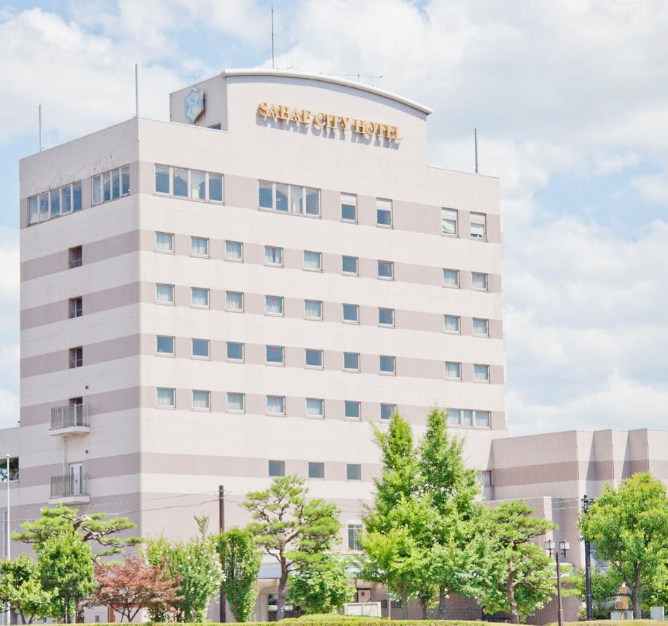 福井県鯖江市桜町3-3-3 サバエ・シティーホテル -01