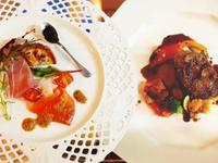 絶品!三大珍味を贅沢に堪能できるイタリアンディナー付き!メイン料理の選べる豪華な2種のソース
