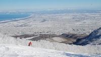 冬旅!サッポロテイネスキー場フルセットプラン(初すべり・春スキー期間)朝食付き