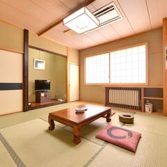 【禁煙】和室10畳(トイレ付)
