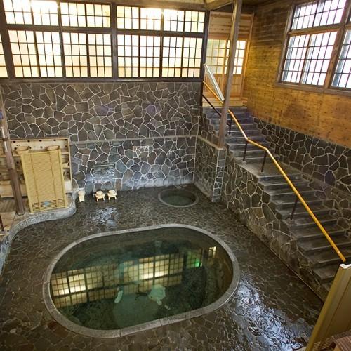 【気軽に朝食付】22時チェックイン可「沸かさず、薄めず、循環させず」本物の温泉がココにあります!