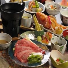 [極上の食を愉しむ]世界三大漁場「三陸」海の幸と「奥羽」山の恵みを堪能 特選「松」膳