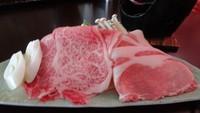 ◎岩手牛+白金豚しゃぶしゃぶ&【部屋食】&アーリーチェックインプラン