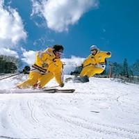 スキー・スノボを楽しもう「リフト券付」プラン!花巻産白金豚の季節鍋付和食膳