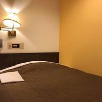 【ポイント10倍】スーペリアダブル タバコ室【 3月に導入したベッドマットで素敵な寝心地♪】