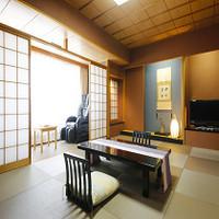◆禁煙室◆和室9,5畳〜12畳◆マッサージチェアー付き◆