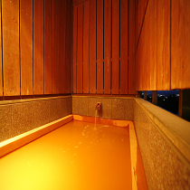 ◆早割65◆リピーター支持率No.1◆檜の香りに癒されて!展望金泉貸切露天風呂で優雅な一時を♪