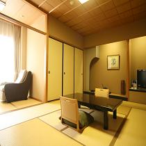 ◆金泉◆露天風呂付き客室◆6名様定員(禁煙室)