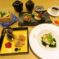 【月替わりおすすめコースプラン】季節の味が楽しめるご夕食×和食コース◇一流シェフの特選料理