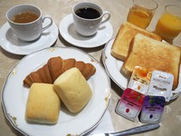 17時チェックアウトプラン☆無料軽食付き