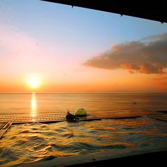記念日プラン◆ケーキとお花でお祝い〜海と夕陽、富士山の絶景とともに