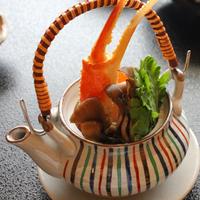 【姿ズワイ蟹】お手軽ズワイ蟹会席。造里・和牛ステーキや季節の食材を使用した、全9品の和食会席!