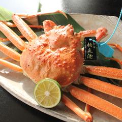 【タグ蟹一杯付き和会席】石川県産の加能蟹一杯&旬食材を使用した贅沢和会席。食で感じる、北陸の冬