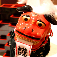【新春イタリアン】寒鰤・真鯛・黒毛和牛などを使用した、加賀の旬フルコース☆リゾートでのんびり年越し