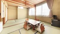 【全室禁煙】和室12畳<バスなし・トイレ付・Wi-Fi完備>