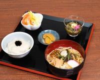 【朝食】★稲庭うどん定食・和定食から選べる♪朝食付きスタンダードプラン