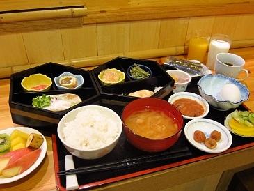 【楽パック限定スペシャル】モーニングプラン (和洋選べる朝食付き)