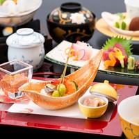 【直前割】カップルにお勧め!おふたり様限定◆箱根の名湯と旬の味を愉しむ!<和食会席膳>
