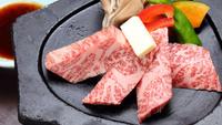 [限定1日5組]【名物/石焼】&【秋田錦牛ステーキ】を贅沢満喫♪