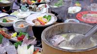 """【春夏旅セール】""""ジュ--""""っと豪快調理!男鹿名物『石焼料理』付プラン♪"""