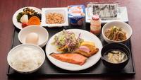 【選べる朝食】和食?洋食?ボリューム満点の朝ごはんで栄養補給