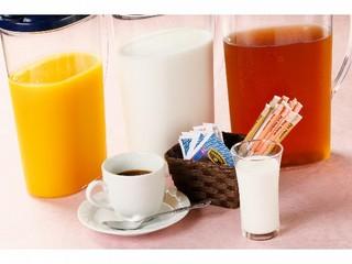1度は食べて頂きたい!和洋選べる朝食付プラン☆ 【全室デュベスタイル・無線LAN対応】