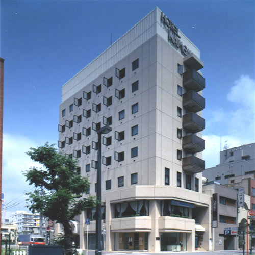 Alley Hotel Hiroshima Namikidori 3