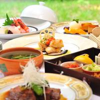 ちょっと贅沢に♪料理長オススメの特選洋食フルコース≪全館無線LAN完備≫
