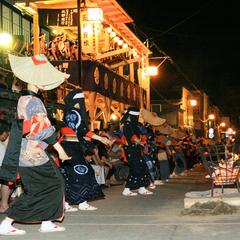 【日本三大盆踊り!】西馬音内盆踊り【夕朝食&送迎付きプラン】