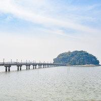 【シニアにおすすめ】竹島をぐるっと1周♪運動不足解消に◎ウォーキングしよう!特典付き