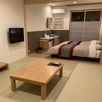 桃・楓 【和室8畳+5畳ツイン】