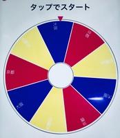 【カップル限定】ルーレットを回して関西土産を貰っちゃおうプラン
