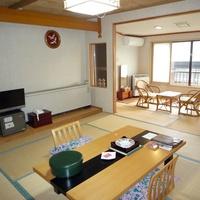 【本館:和室タイプ】ゆったり寛げる和室8〜14畳・トイレ付