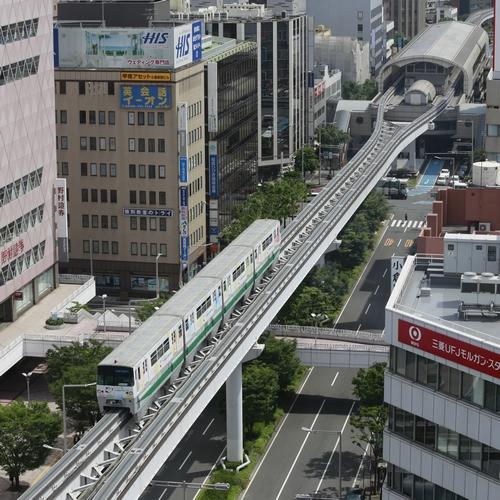 【小倉駅上からの極上のトレインビュー】新幹線&在来線が一望できるお部屋♪チェックアウト11時♪朝食付